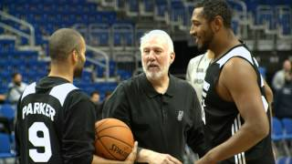NBA Global Games 2014:  San Antonio Spurs in Berlin and Istanbul