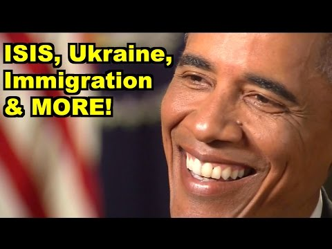 ISIS, Immigration, Ukraine - Marco Rubio, Nate Silver & MORE! LiberalViewer Sunday Clip Round-Up 72