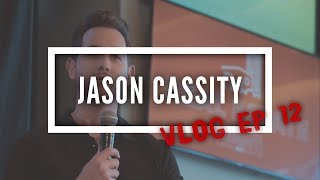 Speaking at Agent 2021 | Jason Cassity Vlog Ep 012