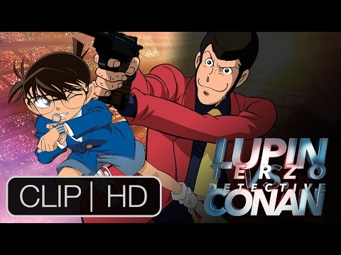 Lupin III VS Detective Conan - Clip