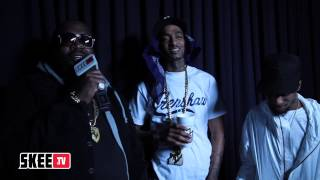"Rockie Fresh ""Life Long"" Ft. Rick Ross & Nipsey Hussle 