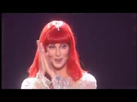 CHER - Believe (live)