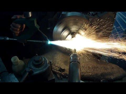 Metalizing Shaft Repair