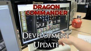 Divinity: Dragon Commander - Development Update