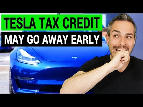 Will Tesla's US Tax Credit Be Phased Out Early?