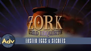 Zork Grand Inquisitor - Easter Eggs