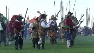 450 jaar Slag bij Heiligerlee 26 mei 2018: bivak en veldslag