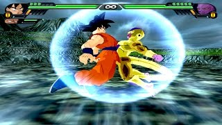 Goku and Golden Frieza Fusion | DBZ Tenkaichi 3 (MOD) thumbnail
