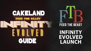 Гайд по сборке CakeLand ФТБ (FTB Infinity Evolved на EXPERT РЕЖИМЕ)!