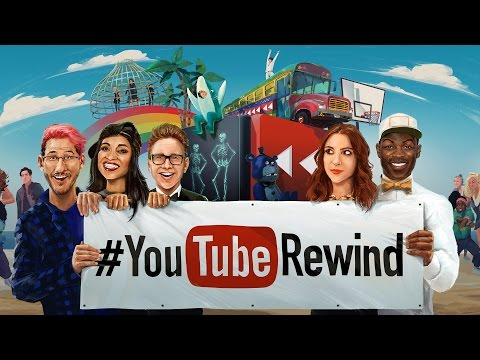 Thumbnail: YouTube Rewind: Now Watch Me 2015 | #YouTubeRewind