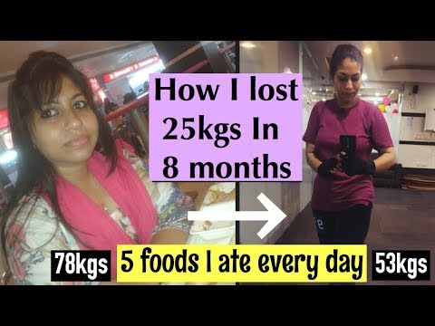 5-foods-i-ate-every-day-to-lose-25kgs-of-weight-|-what-i-ate-to-lose-weight-|-azra-khan-fitness