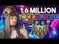 Rezone Heimerdinger Montage | 1.6 Million Mastery Points | Heimerdinger Main - League of Legends