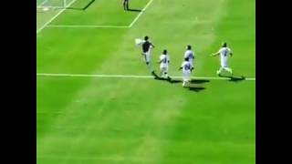 Zlatan ibrahimovic first magical goal for LA Galaxy fans reaction