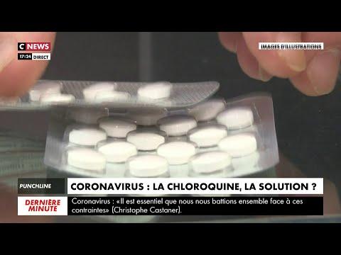 Coronavirus: la chloroquine, remède miracle contre l'épidémie ?