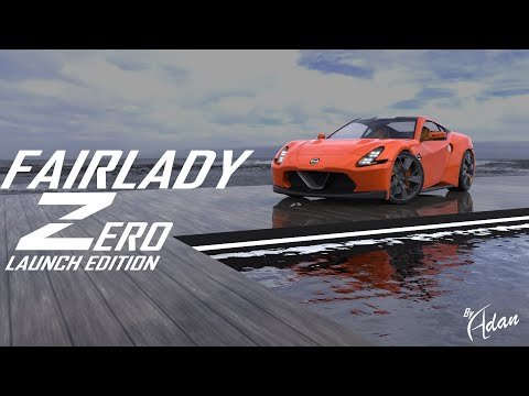 2021 Nissan Fairlady