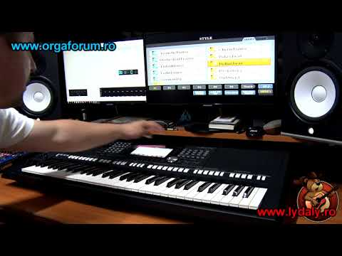 demo yamaha psr s975 styles plus youtube. Black Bedroom Furniture Sets. Home Design Ideas