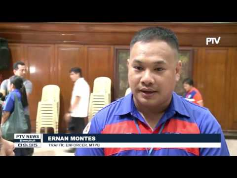 Manila Traffic and Parking Bureau now drug-free