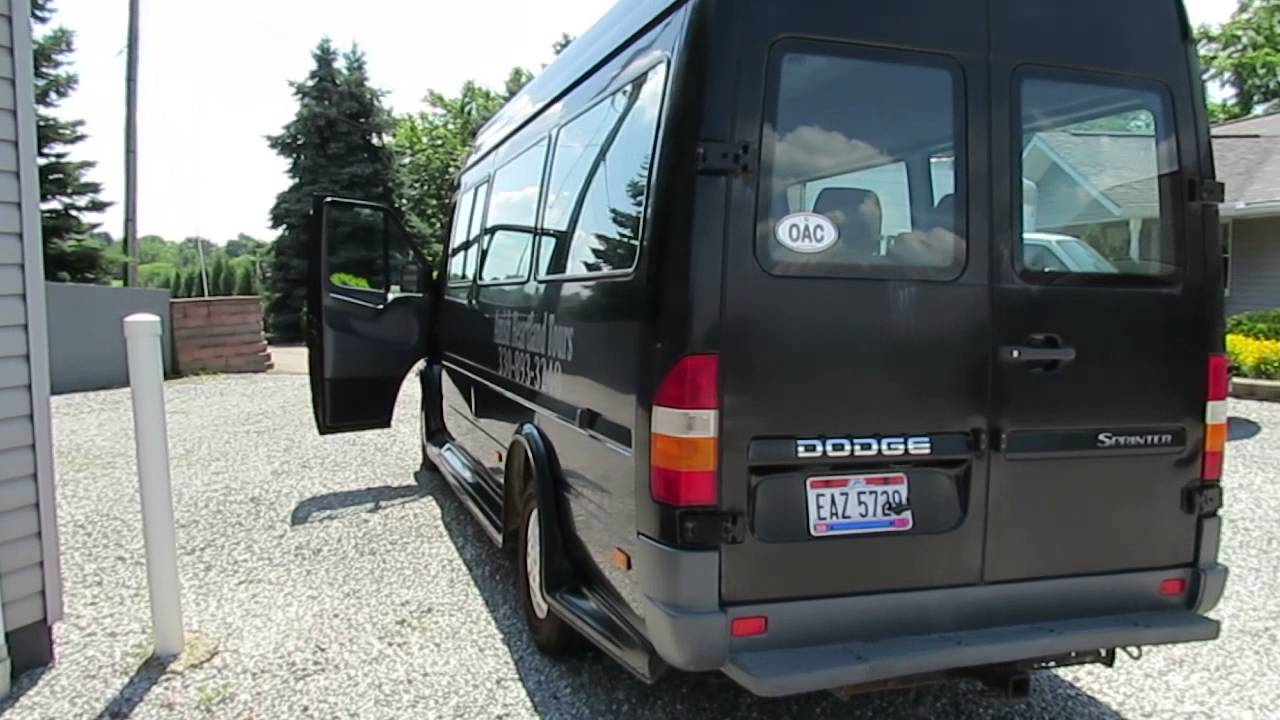 used passenger vans for sale in ohio