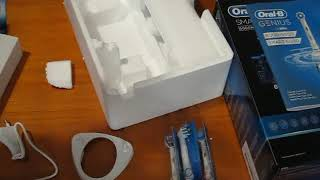Oral B Smart 6 Electric Rechargeable Toothbrush Powered by Braun Reviews