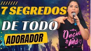 Pregação Pentecostal ?muito forte 2020 segredos de um adorador Priscila Cavalcante