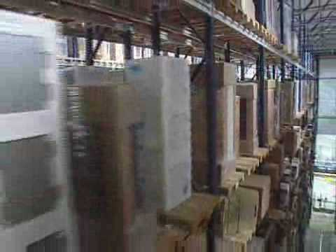 Ikea Automated Warehouse 1