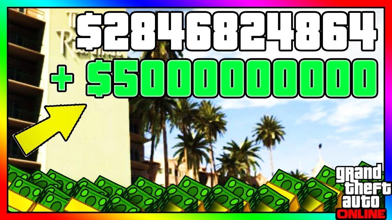 gta 5 single player insane money glitch make 1 billion fast 2017 youtube