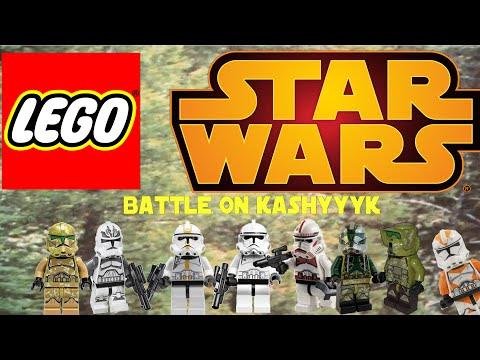 LEGO Star Wars: Battle on Kashyyyk