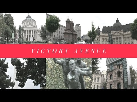 Victory Avenue Bucharest  | Discover Romania | Ep. 5 | Rent for Comfort Agency