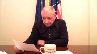 """Emisiunea """"În direct cu Sergiu Mocanu"""" din 1 noiembrie 2017"""