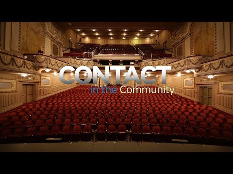 Contact in the Community | Logan's Historic Theater District