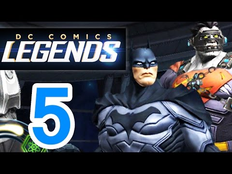 DC Comics Legends || Epi. 5 || Chapter 2 - Themyscira - Home of Amazons