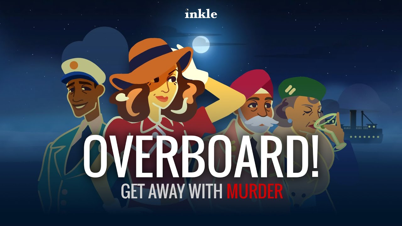 Overboard! Launch Trailer