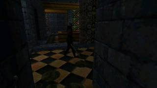 """""""Thief 1: The Dark Project"""", full walkthrough, Mission 7 - The Sword, Part 1/3"""