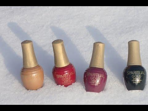 SpaRitual zimní kolekce Rise