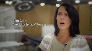 Building On The Promise: The Surgical Center