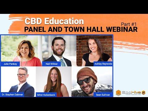 CBD Education: Panel and Town Hall WEBINAR