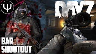 Bar SHOOTOUT on DayZ STALKER (DayZ Roleplay)! — DayZ