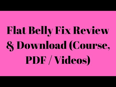 flat-belly-fix-review-&-download-(course,-pdf-/-videos)