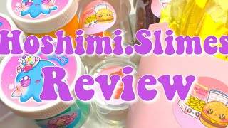100% HONEST SLIME SHOP REVIEW FT. Hoshimi.slimes  😬