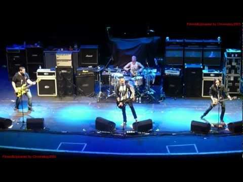 Tremonti - Proof Live at Brixton Academy, London England, 12 Oct 2012