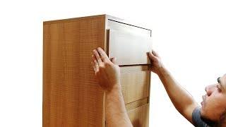 Calculando a Frente das gavetas, como não errar. Conversa de marceneiro #3