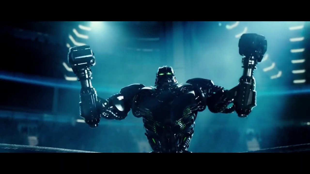 🎧 Real Steel Music Video 🎧 - 🤖 Fight Back (2020 Edition) 🤖 - NO ADS/NO STOPS/NO COPYRIGHT😊