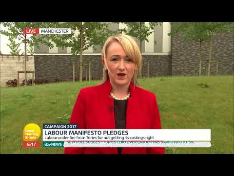 Labour Defend Their Manifesto Pledges   Good Morning Britain