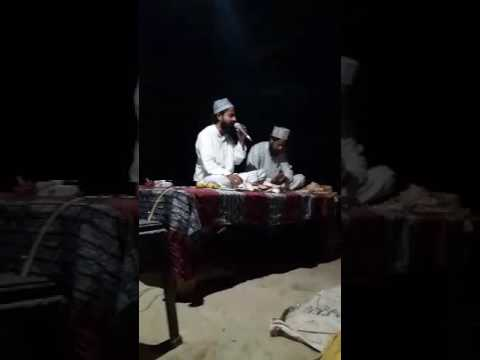 Idrees raza kalpi sareef naat 2017