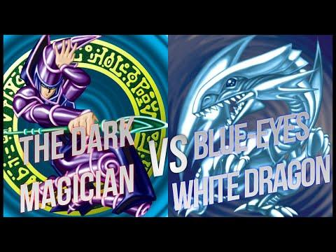 Yu-Gi-Oh Dark Magician vs Blue-Eyes White Dragon 2016 Theme Duel!