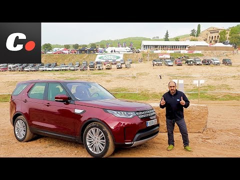 Land Rover Discovery    Prueba / Test / Review en español  
