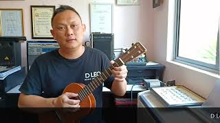 Red river valley  Ukulele in G key - D Leo Music Academy Ukulele Level 1