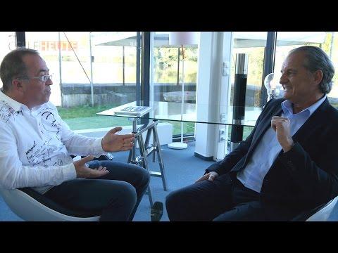 Intuition als Grundlage der Forschungen - Andreas Popp im Interview bei CelleTV