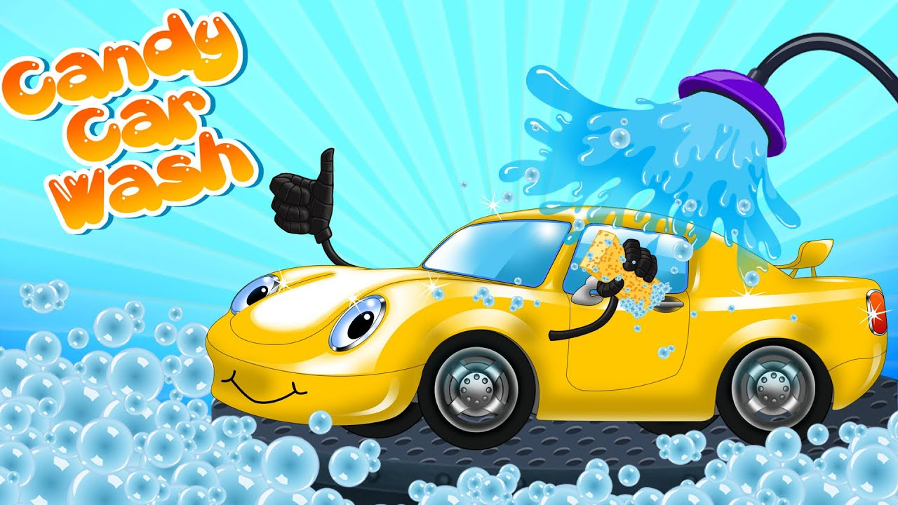 Free Car Wash Games For Kids