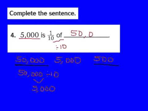 Lesson 6060 Place Value And Patterns YouTube Extraordinary Place Value And Patterns